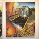 Subway Art by Daze