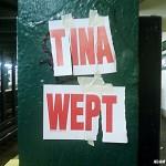 Tina Wept