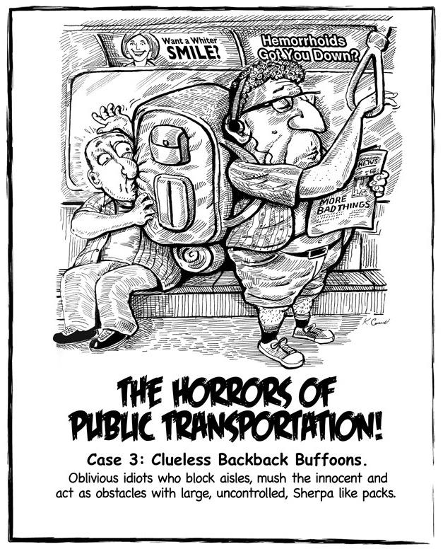 Horrors: Case 3