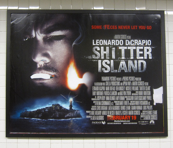 Shitter Island