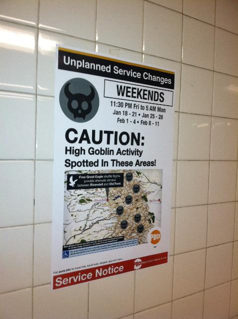 Eastern Parkway Goblins