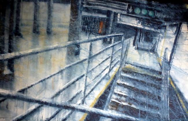 Wet Floor II   2013