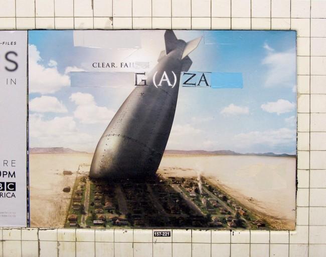 Poster Boy - Gaza